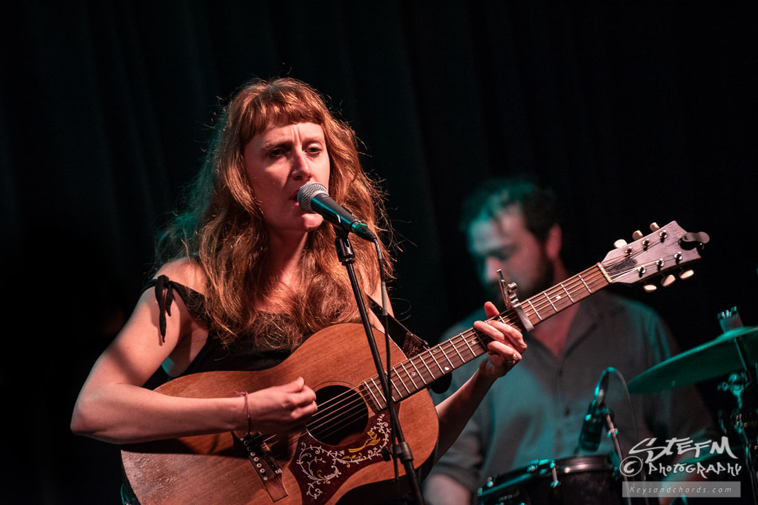 Amanda Anne Platt The Honeycutters 27 September 2018 De Wolken